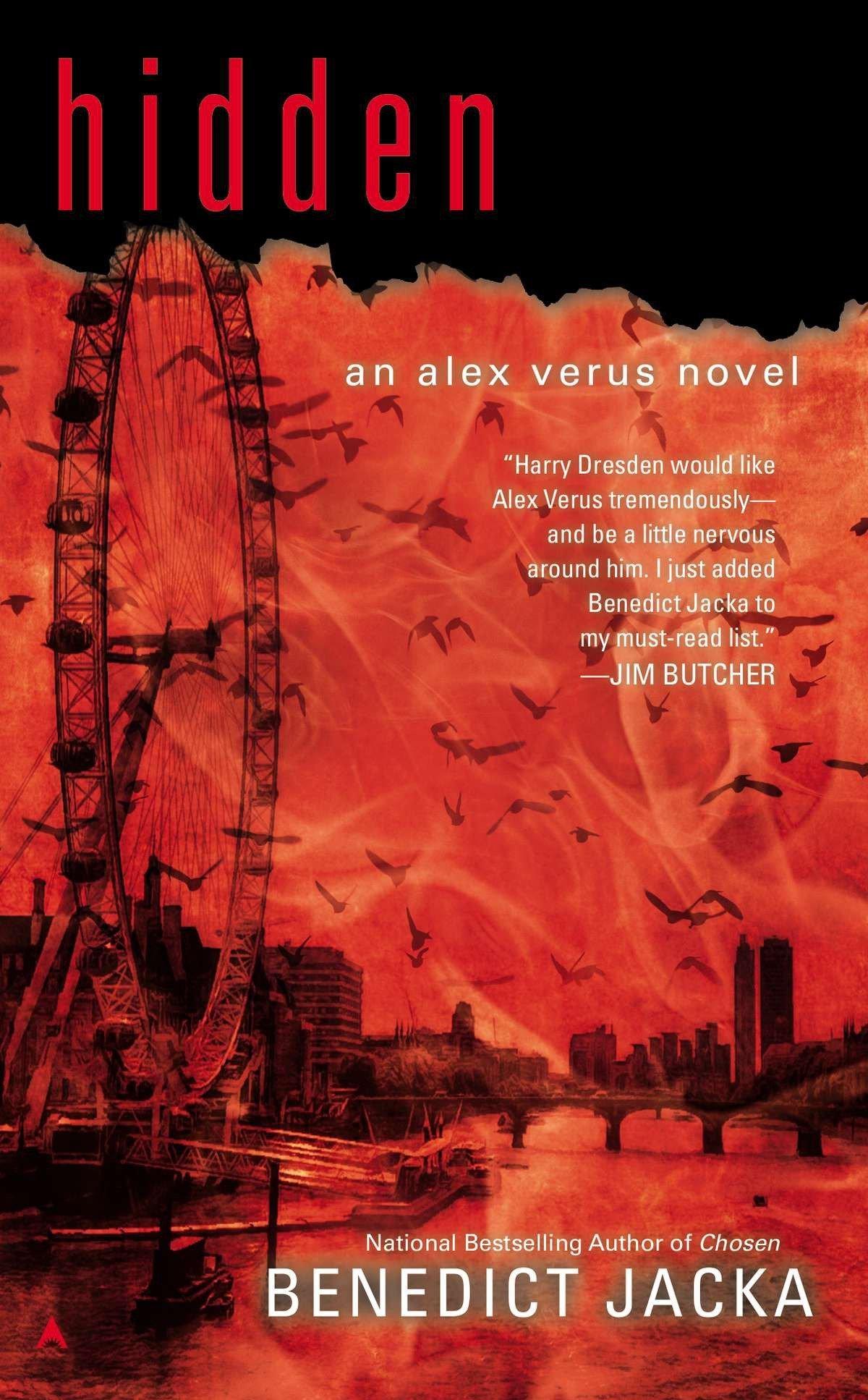 Read Online Hidden (An Alex Verus Novel) pdf