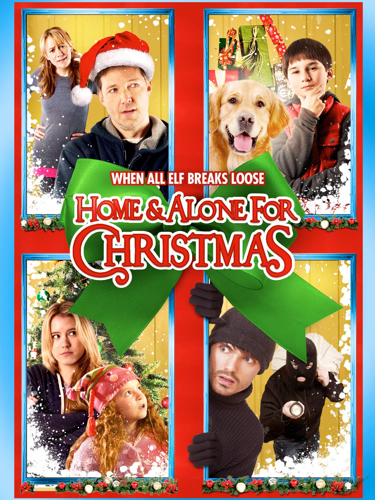 Home and Alone for Christmas