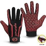 Optimum Unisex Junior Velocity Thermal Rugby Gloves
