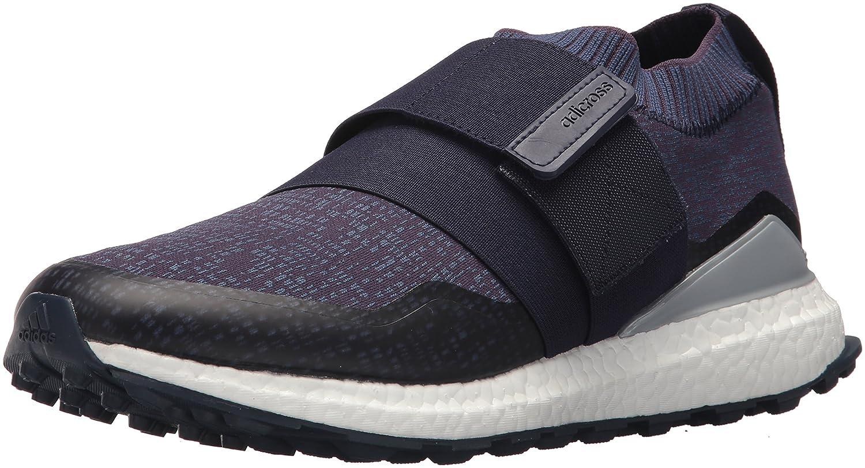 adidas Men's Crossknit 2.0 Golf Shoe B0725Y86GV 10.5 D(M) US|Noble Ink/Noble Indigo/Ftwr White