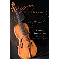 Violin Dreams book cover