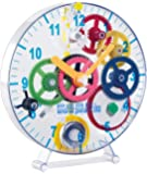 PEARL Kinderuhr: Meine erste Uhr: Pendeluhr-Bausatz für Kinder (Pendeluhr selber Bauen)