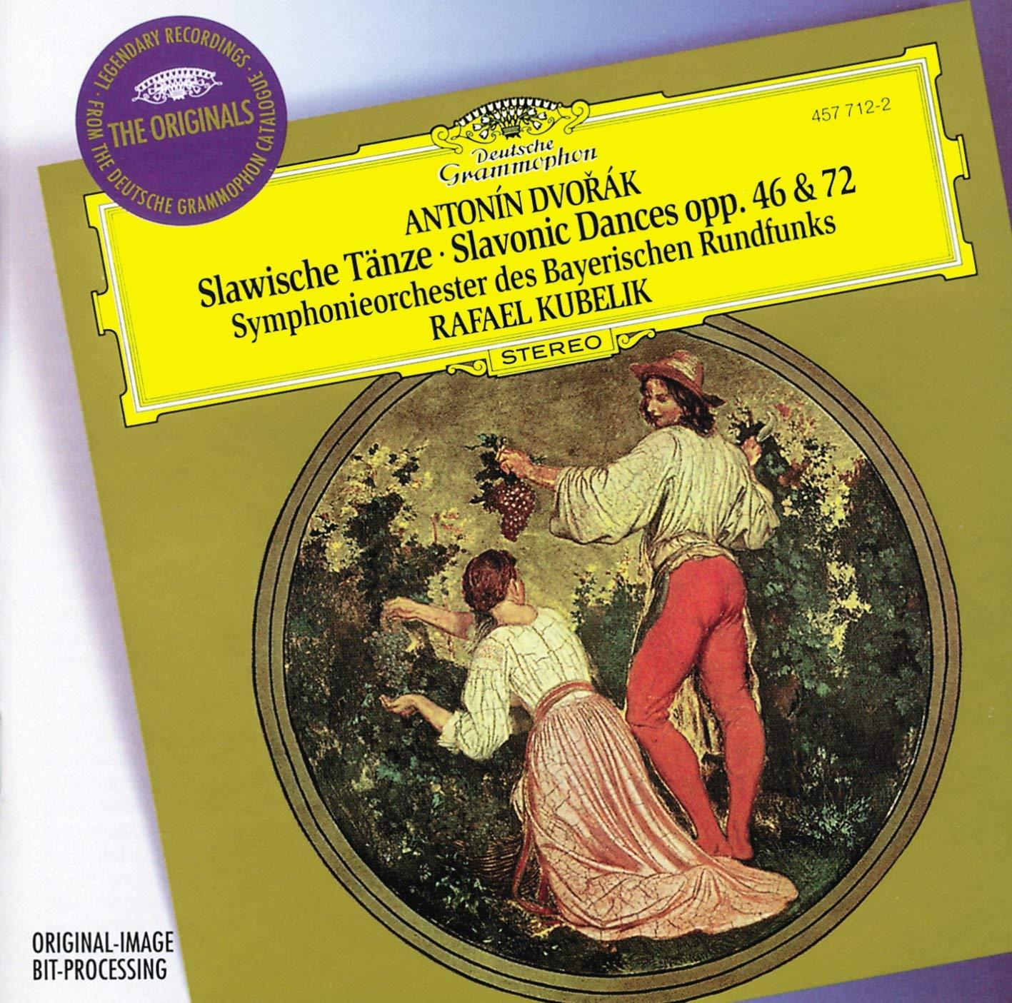 Dvorak: Slavonic Dances Opp. 46 & 72