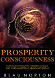 Prosperity Consciousness: How to Stop Negative Thinking Forever and Start Manifesting Abundance Today