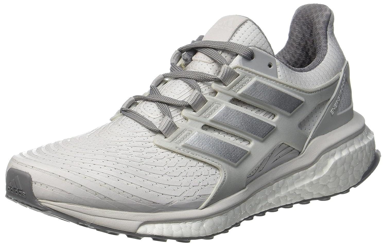 Adidas Energy Boost M, Zapatillas de Running para Hombre 47 1/3 EU|Blanco (Ftwbla/Plamet/Griuno)