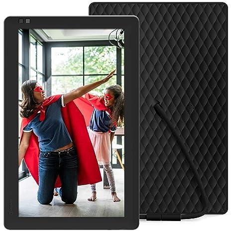 NIXPLAY Seed Marco Digital Wi-Fi 10.1 Pulgadas W10B. Aplicación Móvil y Web para