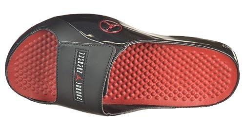 9c6cf06a23ab Jordan Alpha Float Premier Men s Slide Sandals Black Red Black Red  414786-010