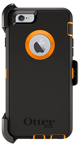 online retailer 841b5 10efe Amazon.com: OtterBox DEFENDER Case for Apple iPhone 6s and iPhone 6 ...