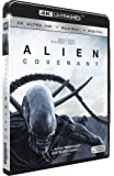 Alien : Covenant [4K Ultra HD + Blu-ray + Digital HD]