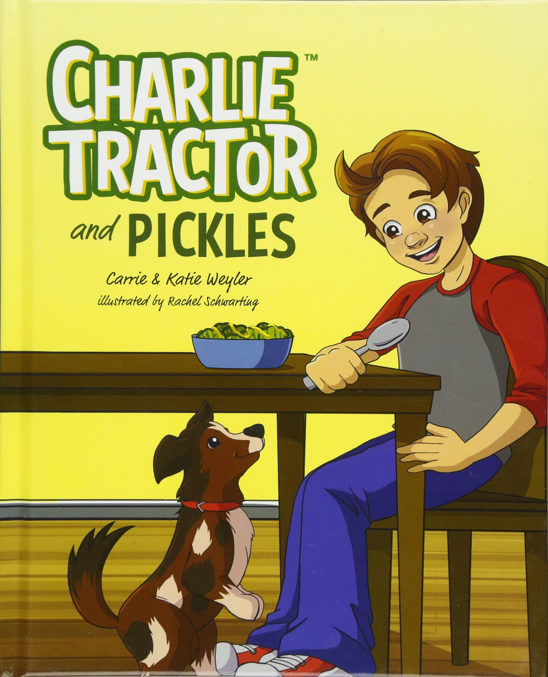 Download Charlie Tractor and Pickles PDF Text fb2 ebook