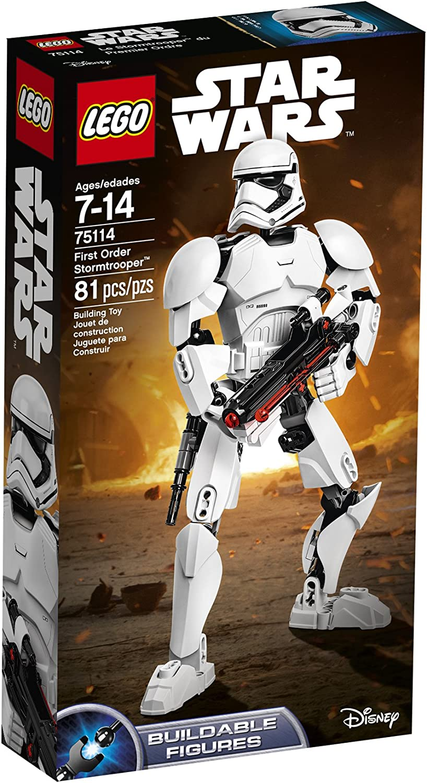 LEGO Star Wars First Order Stormtrooper 75114 Popular Kids Toy