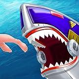 robots fish - Robot Sea Shark Simulator
