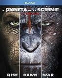 Il Pianeta Delle Scimmie - La Trilogia