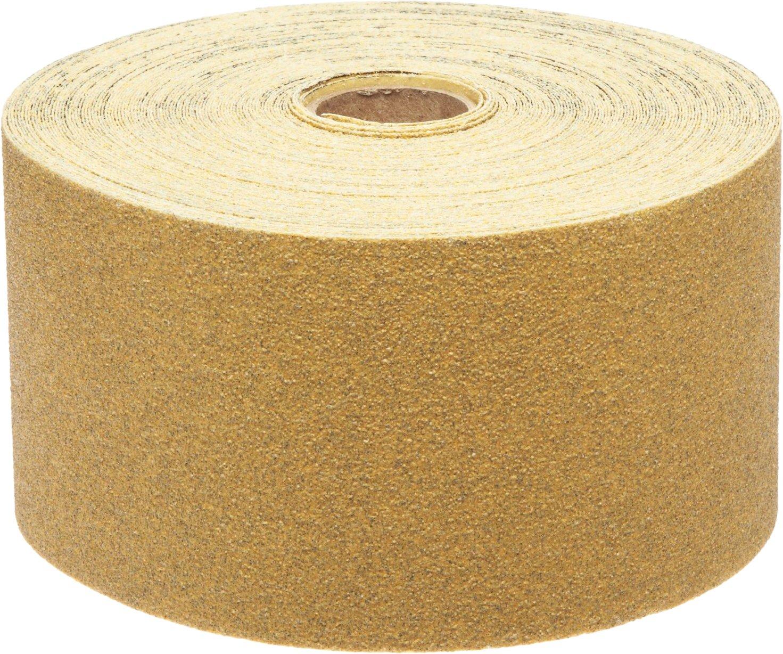 3M Stikit Gold Paper Sheet Roll 216U, PSA Attachment, Aluminum Oxide, 2-3/4'' Width x 30 yd Length, P120 Grit (Pack of 1) by Cubitron