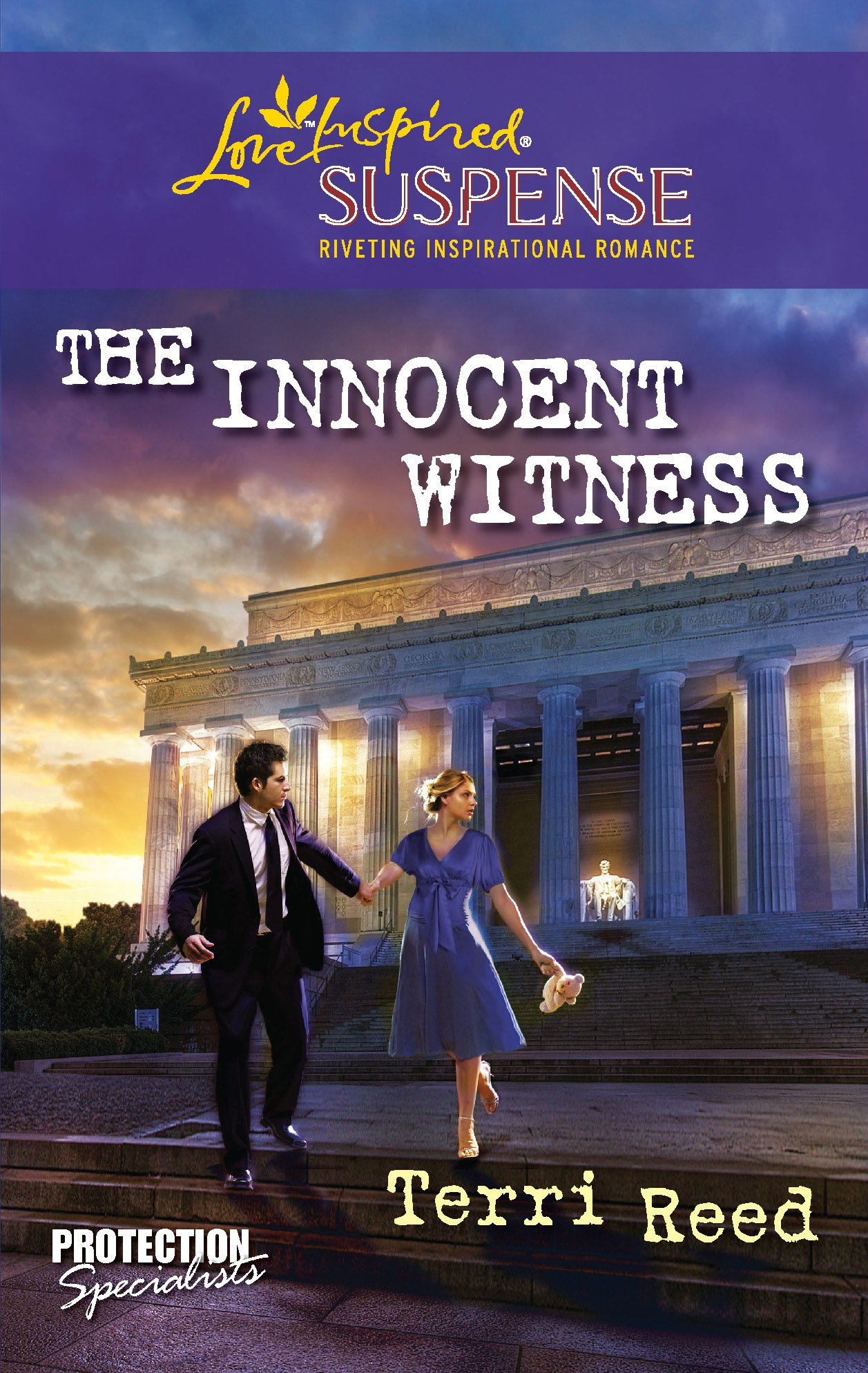 The Innocent Witness (Protection Specialists) ebook