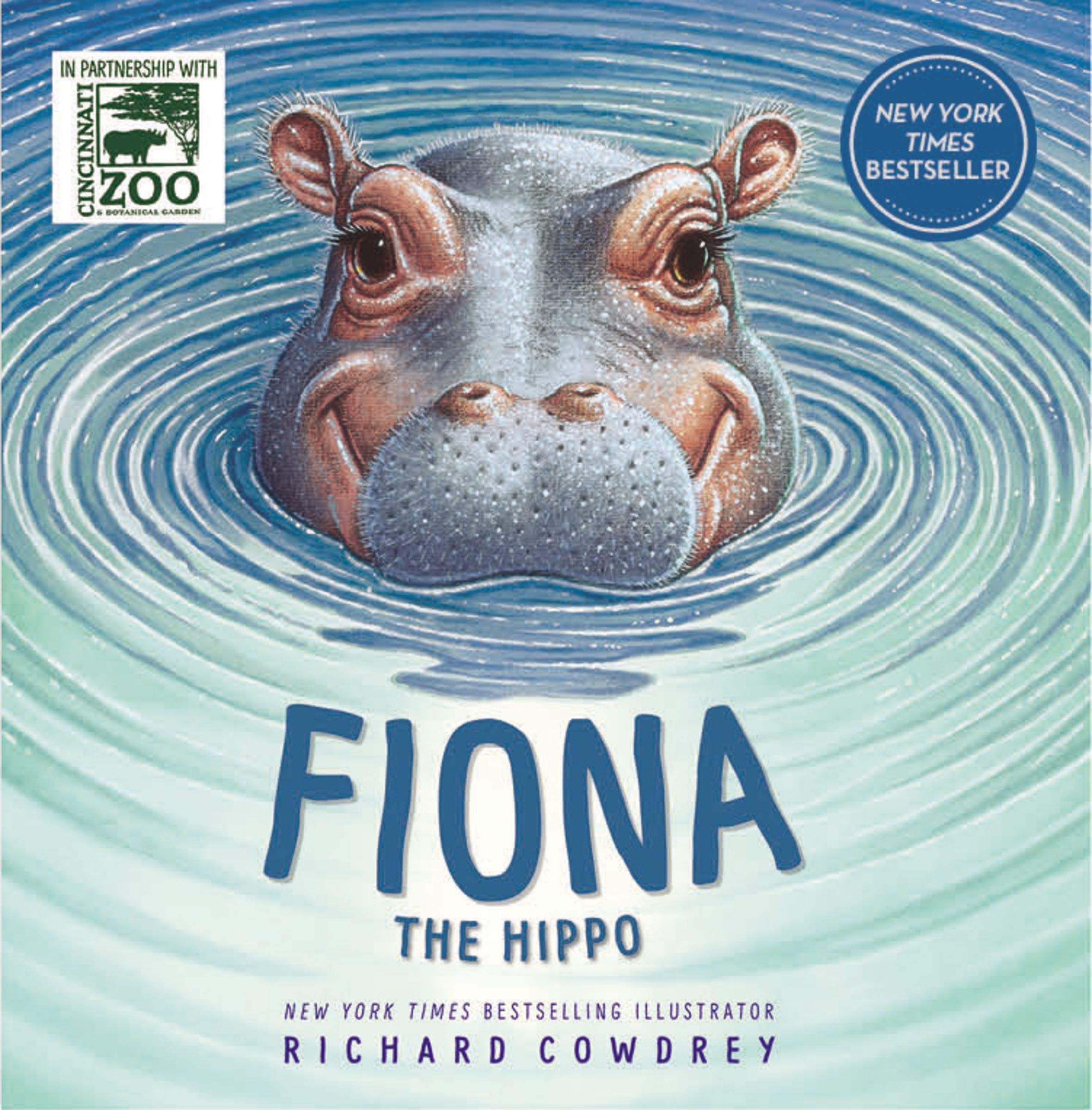 Fiona the Hippo (A Fiona the Hippo Book): Zondervan, Cowdrey, Richard: Amazon.com: Books
