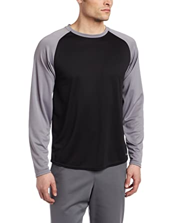 eb2f5d40 Russell Athletic Men's Dri-Power Long Sleeve Raglan Tee at Amazon Men's  Clothing store: Athletic Shirts