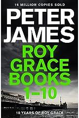 Roy Grace Ebook Bundle: Books 1-10 Kindle Edition