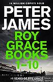 Roy Grace Ebook Bundle: Books 1-10