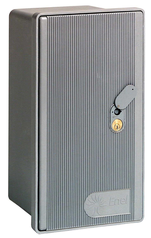 CASSETTA X CONTATORE ENEL 1 POSTO C/SERR. GMI Confezione da 1PZ nextradeitalia