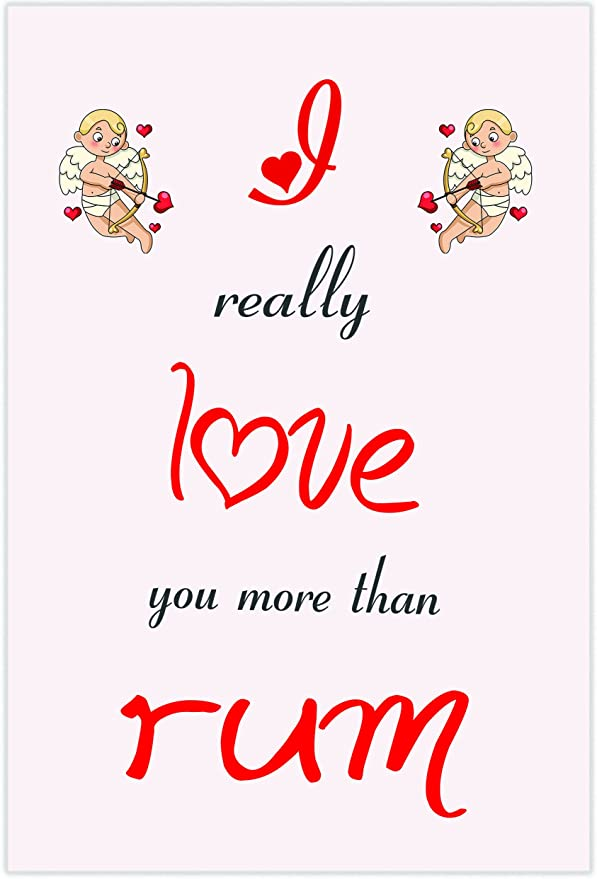 I Love Ron temáticas de tarjeta – día de San Valentín ...