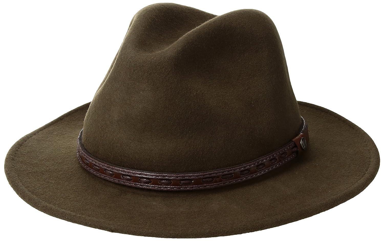 Sunday Afternoons Rambler Hat, Olive, Medium INC S3B31063C72703