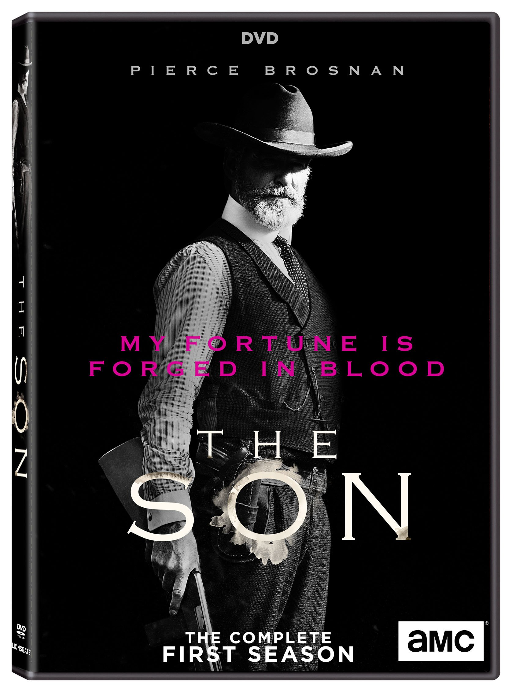 DVD : The Son: The Complete First Season (Widescreen, 3 Pack, AC-3, Dolby, 3 Disc)
