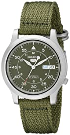 seiko affordable mens field watch
