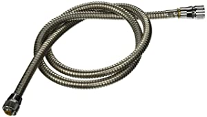 Grohe 46 174 000 Hose for K4 and Ladylux Cafe Faucets, 59-Inch, Chrome Finish