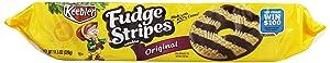Keebler, Fudge Shoppe Fudge Stripes Cookies, 11.5 oz