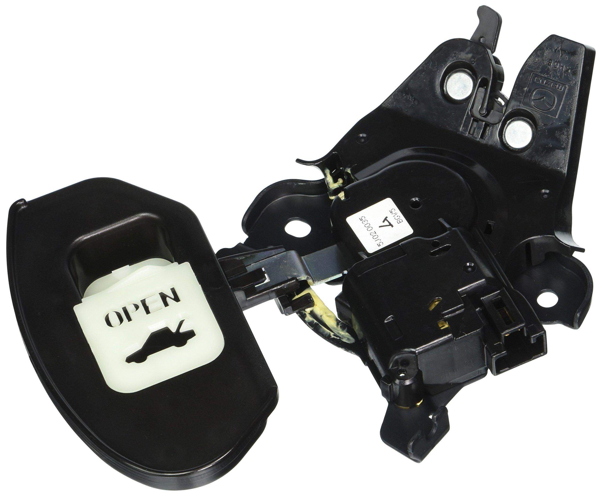 Genuine Mazda BGV5-56-820 Lid Lock by Mazda