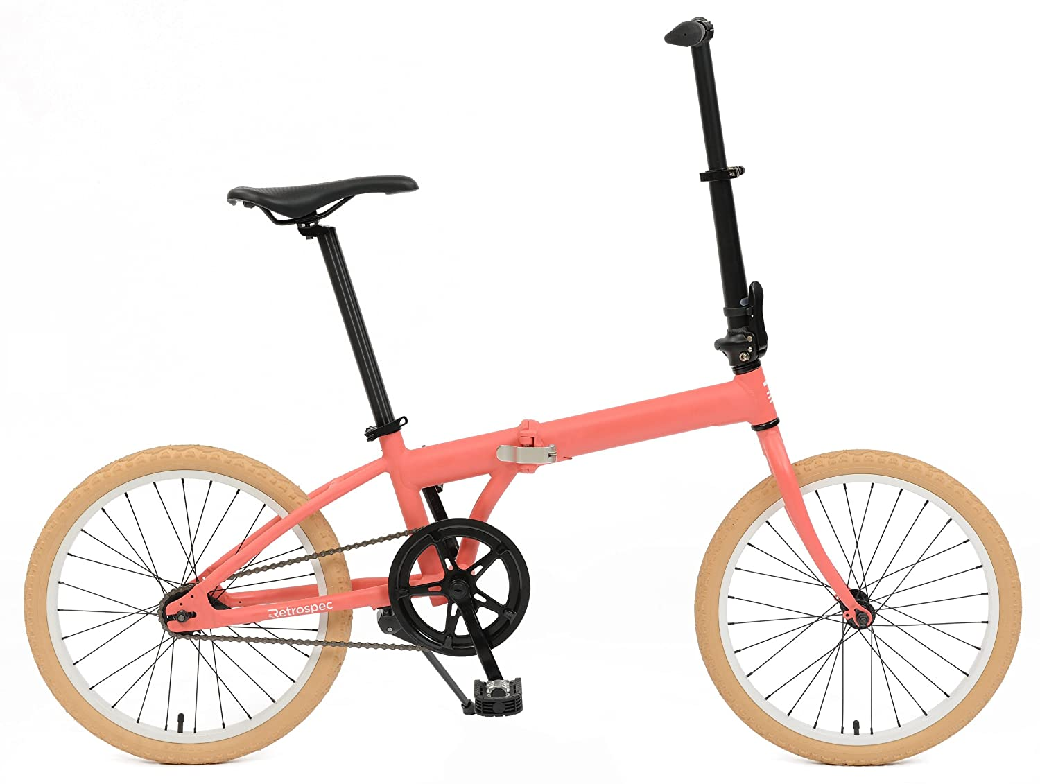 Retrospec Bicycles Speck Folding Single-Speed Bicycle Review