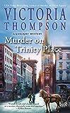 Murder on Trinity Place (A Gaslight Mystery)