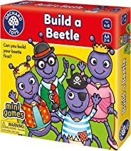 Orchard Toys Build a Beetle - Travel-Sized Matching and Memory Game - Learning Made Fun, Multicolor