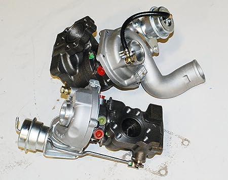Amazon.com: TurboCharger fit 99-04 Audi A6 Quattro 2.7L K04 Upgrade Twin Turbo Engine 00-01 Audi B5 RS4 Factory Stock 00-03 Audi S4 K04 Upgrade 01-05 Audi ...