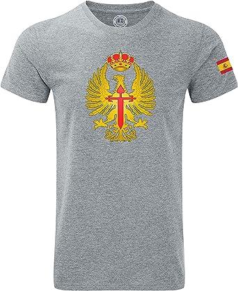 Imperio - Camiseta Ejercito de Tierra España. Fuerzas Armadas Españolas (S): Amazon.es: Ropa y accesorios