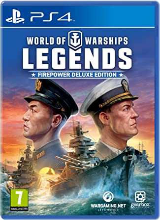 World Of Warships Legend Ps4 Amazon Co Uk Pc Video Games