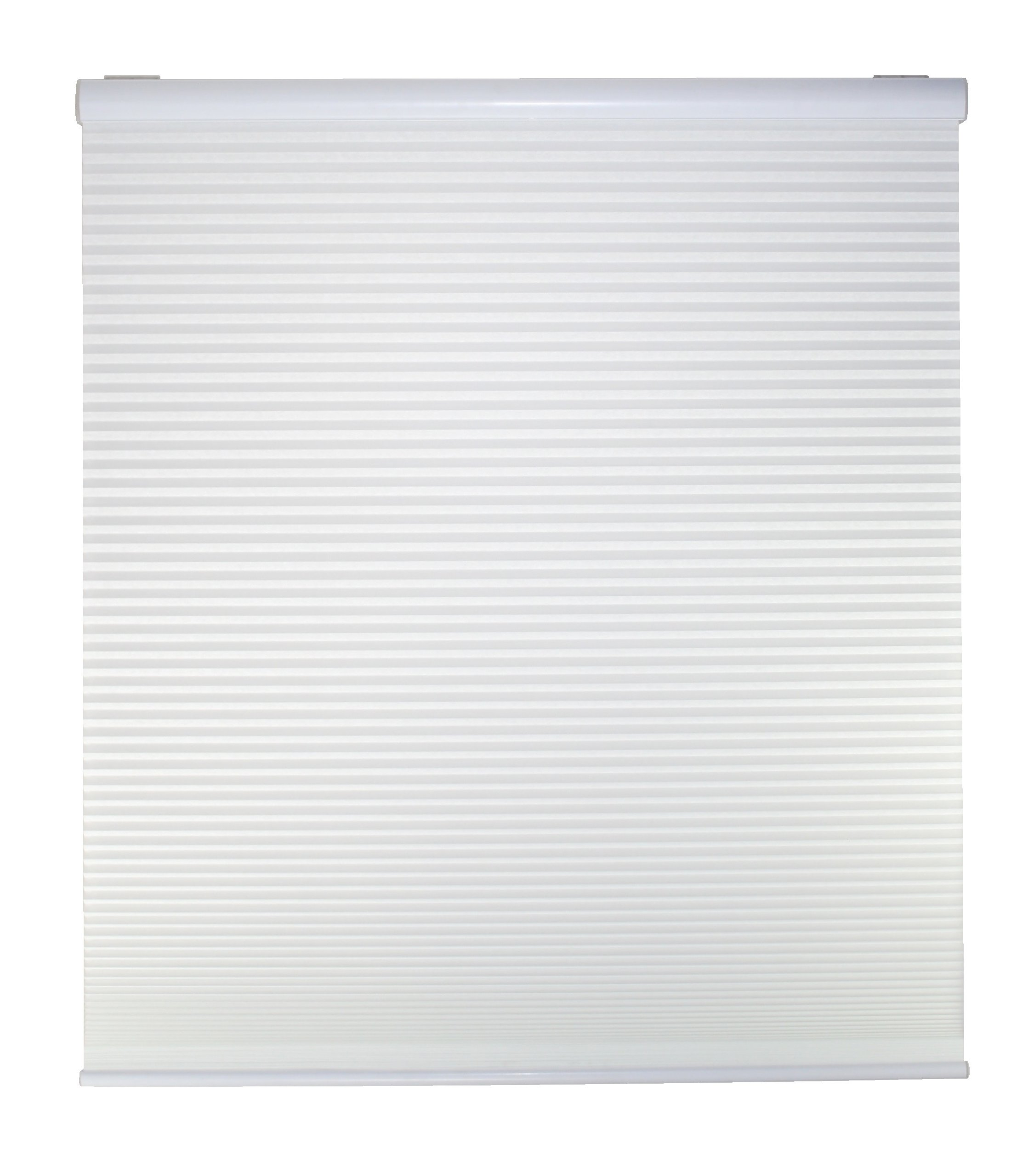 Cordless Light Filter Cellular Shade,   White,  68W x 48L