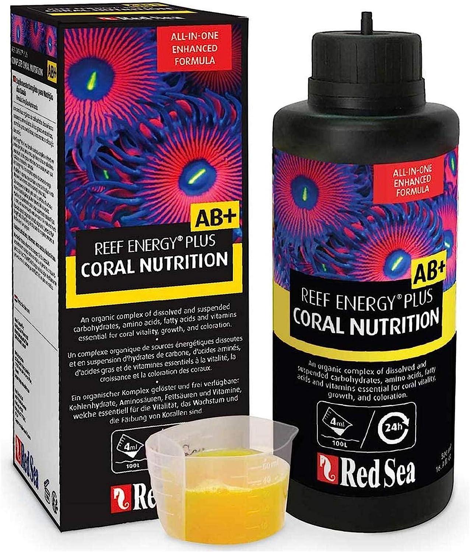 Red Sea Reef Energy Plus AB+ 500ml Aquatics