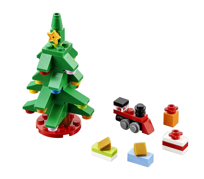 LEGO Creator Christmas Tree 30286, Holiday 2015: Amazon.co.uk: Toys ...