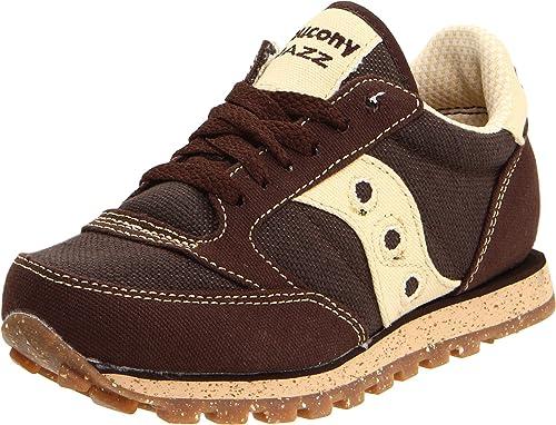 Jazz Low Pro Vegan Sneaker, Brown