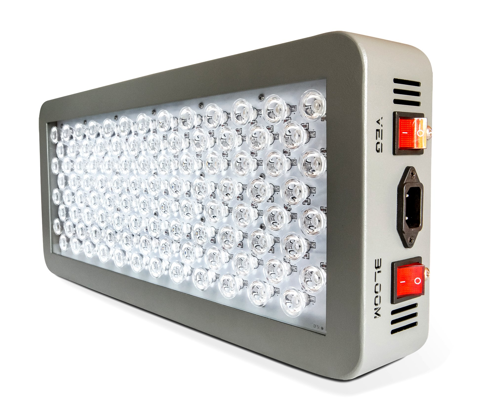Advanced Platinum Series P300 300w 12-band LED Grow Light - DUAL VEG/FLOWER FULL SPECTRUM by PlatinumLED Grow Lights
