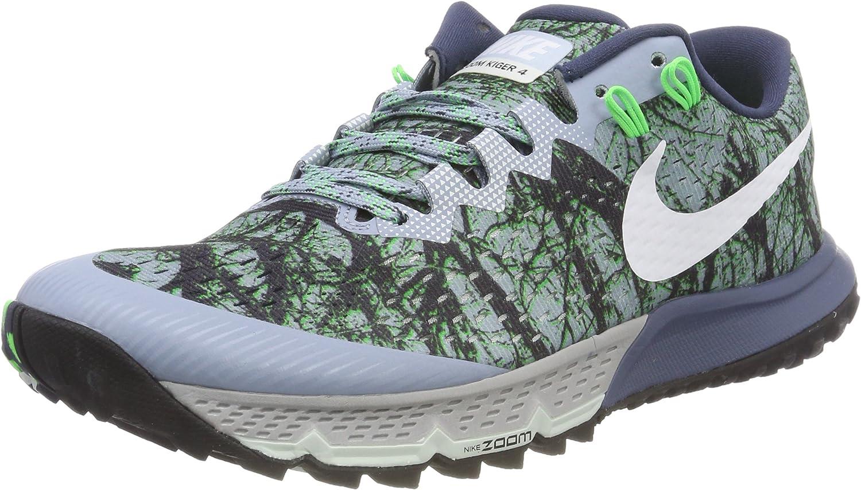 Nike Air Zoom Terra Kiger 4, Zapatillas de Running para Hombre ...