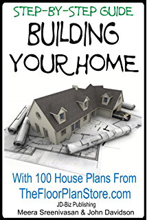 Amazon.com: Best-Selling House Plans: 400 Dream Home Plans in Full ...