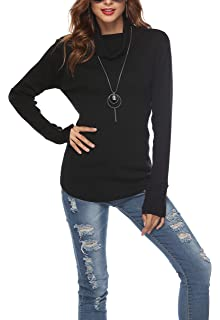 Ladies Ex M/&S Collection Soft Ribbed Round Neck Jumper 6-24 UK All Colours NEW