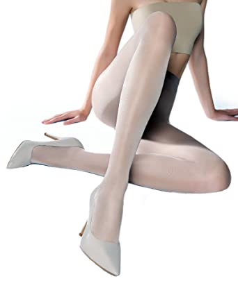 b57b59de1 Pierre Mantoux Charente 20 Shiny Tights  Amazon.co.uk  Clothing