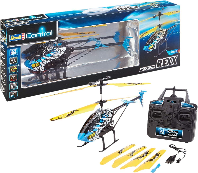 Revell Control 23868 – RC helicóptero, Gran helicóptero ...