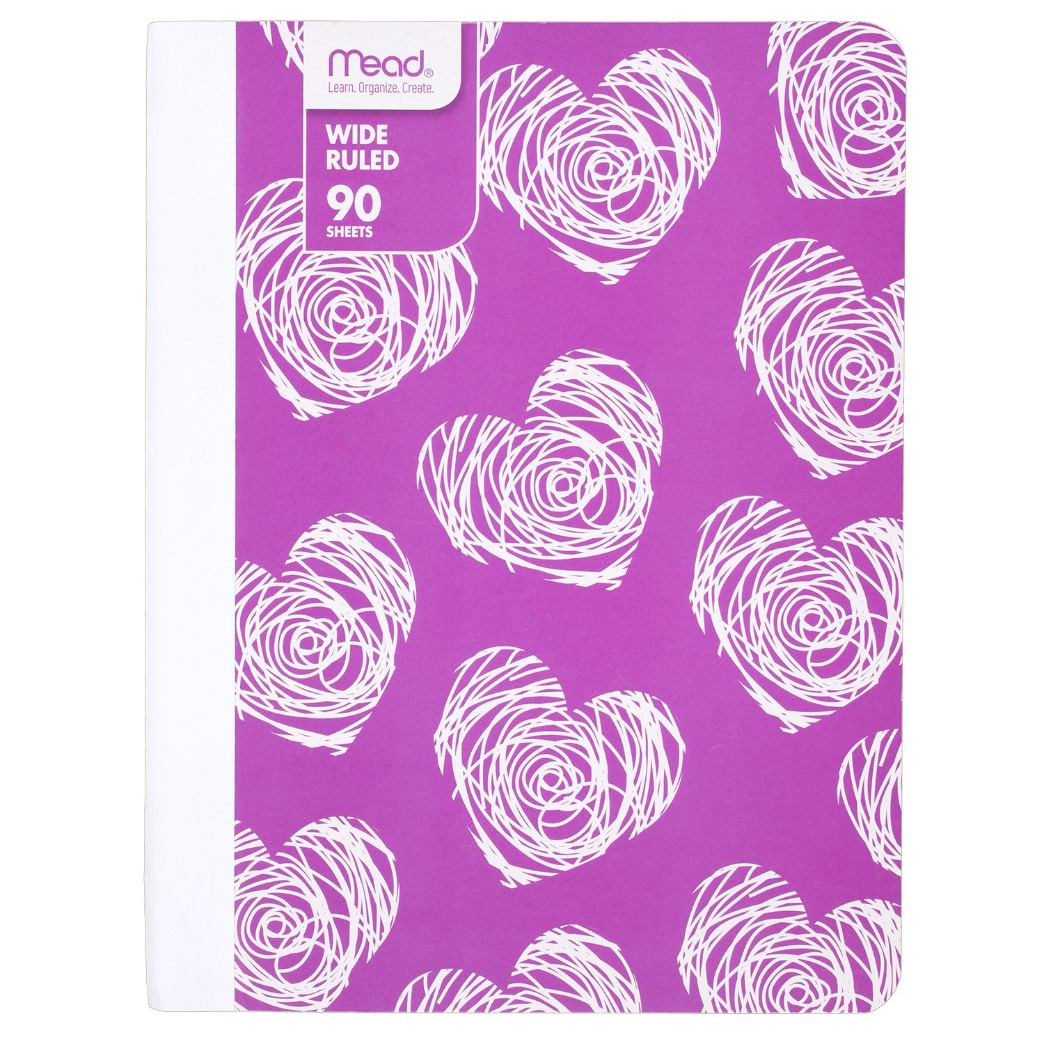 Mead 2 Pocket Folders 12 Pack 38226 Assorted Designs Folders with Pockets