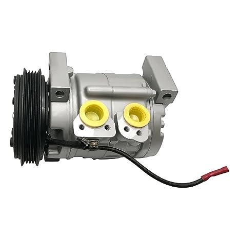 RYC Compresor de CA remanufacturado y embrague A/C IG331