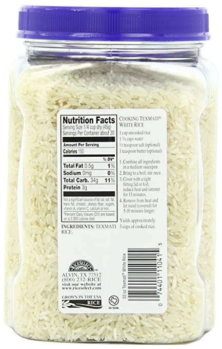 recipe: 50g uncooked rice calories [28]